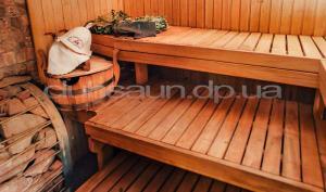 Банька на дровах Днепропетровск
