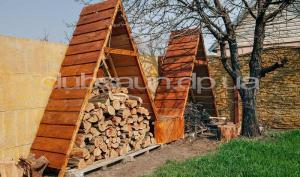 Банька на дровах Днепр